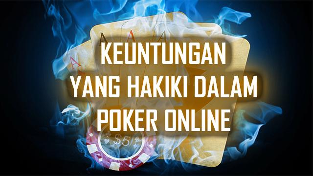 Faedah Terkini Dalam Taruhan Poker Mobile Idnplay
