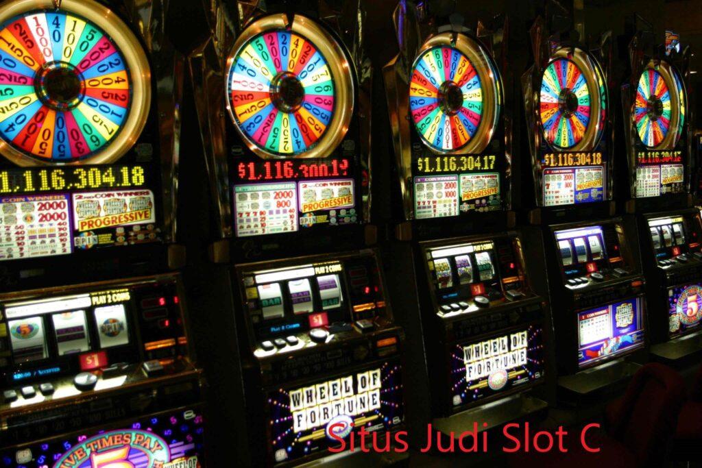 Situs Judi Slot Terlengkap